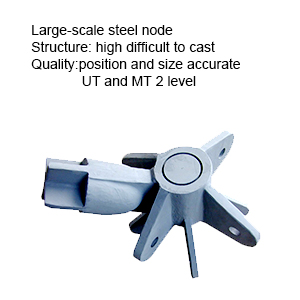 Carbon & Welded structural cast steel